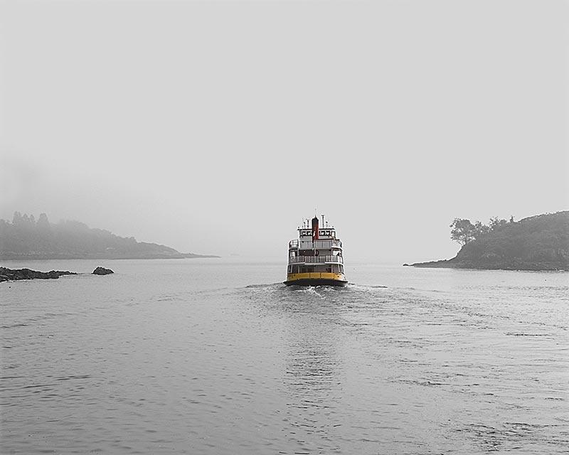 Casco Bay Ferry Great Diamond Island